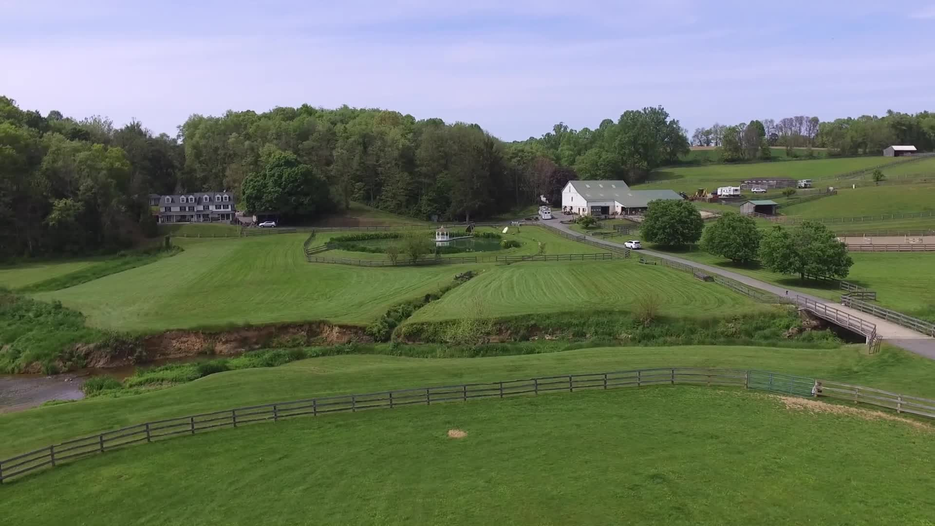 Waterford Farm is FOR SALE - Guided Video Tour of Waterford Farm Oxford, PA